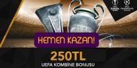Justinbet UEFA Bonusu