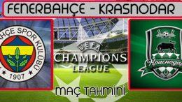 Fenerbahçe Krasnodar