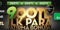 Bets10 ile 900TL Üyelik Bonusu Kazanın!