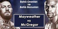 Mayweather – McGregor Bahisleri