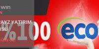 Ecopayz Yatırımlarınıza %100 Bonus Sadece Youwin'de