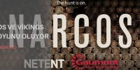 Narcos ve Vikingsi Dizileri NetEnt ile Slot Oyunu Oluyor!